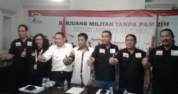 Tim Relawan Nasional #01 Segera Melakukan Aksi Kerja Nyata.