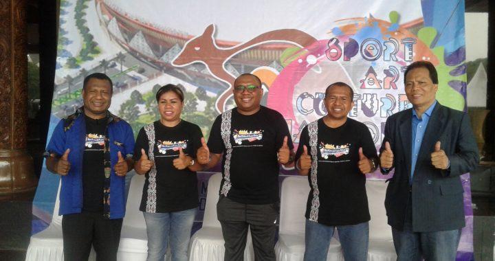 PON ke XX Tahun 2020 Nanti, Papua Nyatakan Kesiapannya.