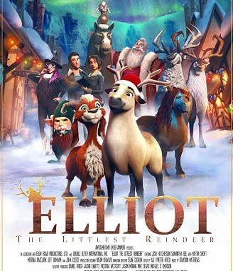 Film Animasi Elliot Bakal Meramaikan Bioskop di Indonesia