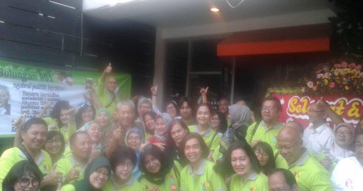 Sahabat Bulungan #01 Mendeklarasikan Diri Mendukung Jokowi-Ma'ruf Amin