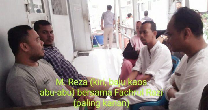 Fahrul Razi : Kasus Kriminalisasi Wartawan M. Reza Semoga Cepat Selesai