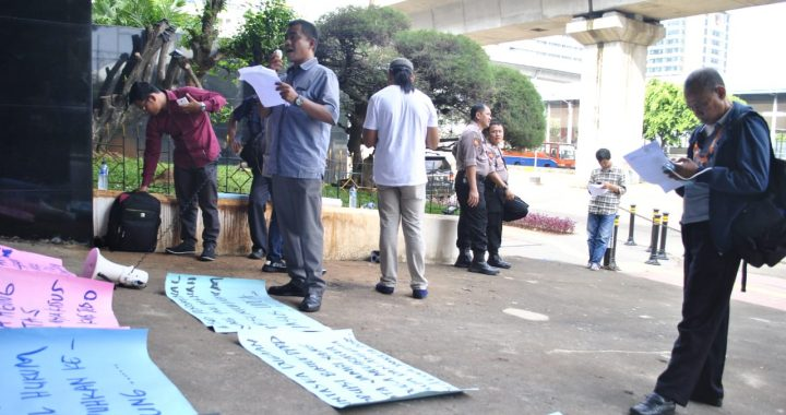 LSM JPK Jambi Minta Kejagung Ungkap Kasus Korupsi Di Provinsi Jambi