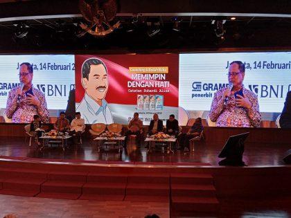 Kepala BNPT Komjen Pol. Drs. Suhardi Alius Menerbitkan Sekaligus 4 buah Buku.