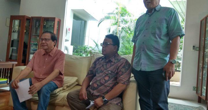 Rizal Ramli : Saya Ikut Berbohong Bersama Jokowi Soal Mobil ESEMKA