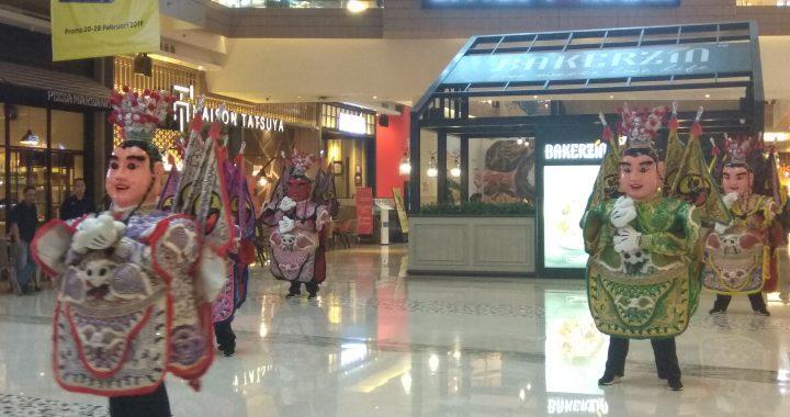 Ondel-ondel Taiwan Datang ke Indonesia Untuk Memeriahkan Malam Cap G0 Meh