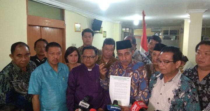 Ormas Keagamaan Indonesia Kutuk Aksi Pembantaian Umat Muslim di Selandia Baru