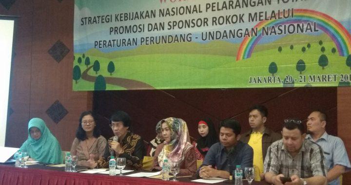 Indonesia Darurat Rokok, Pemerintah Acuh Tak Acuh