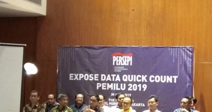 Lembaga Survei Ekspose Data Hasil Quick Count Secara Bersamaan