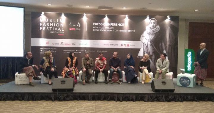 Muslim Fashion Festival Indonesia 2019 Gelar Pameran, Kompetisi Desain, Hingga Fashion Show Trend Fashion Muslim 2020