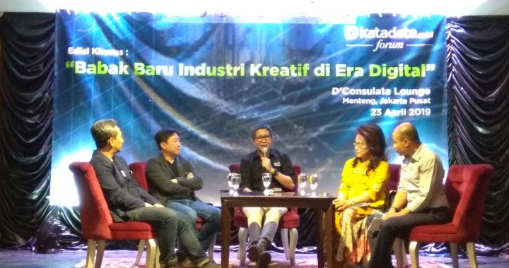 Babak Baru Industri Kreatif di Era Digital