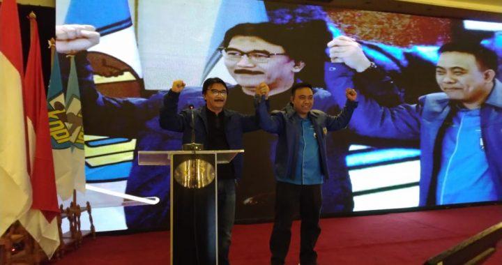 Pengurus DPP KNPI Periode 2018-2021 Dilantik Di Jakarta.