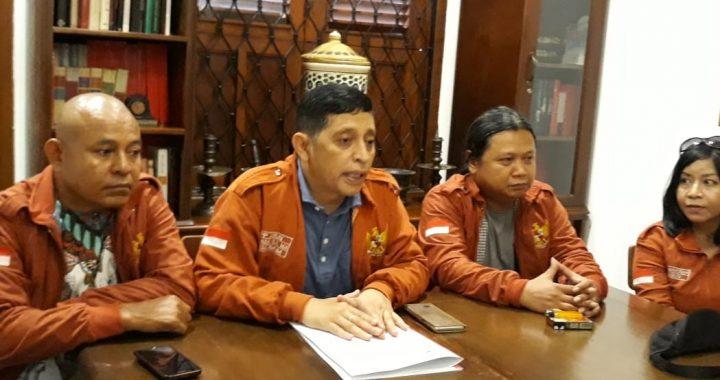 Bob Hasan :  Kami Menyoroti Amburadulnya  Penyelenggara Pemilu 2019