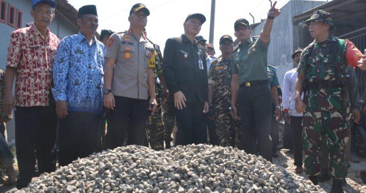 TMMD Wujud Nyata Kemanunggalan TNI – Rakyat
