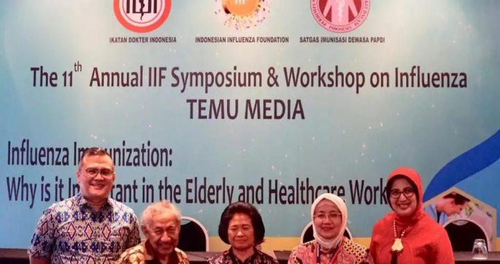 Pentingnya Vaksin Influenza untuk Lansia, Tenaga Kesehatan, dan Kelompok Risiko Tinggi