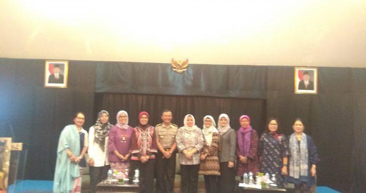 Diskusi Publik Dalam Rangka Hari KeadilanPerempuan dan Akses Terhadap Keadilan Hukum