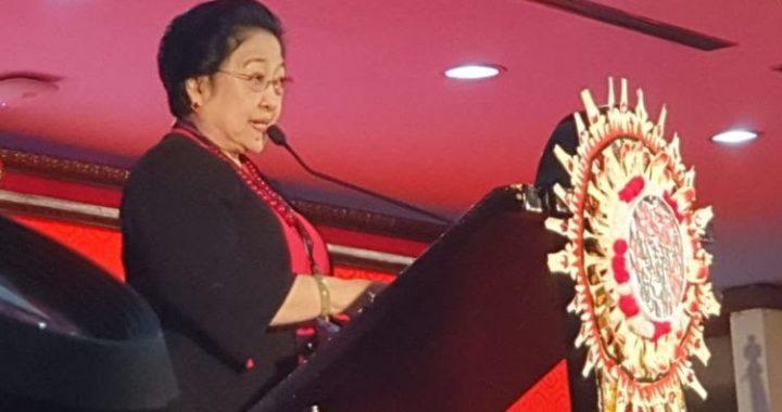 Megawati Susun Kepengurusan DPP PDIP Hasil Kongres Bali