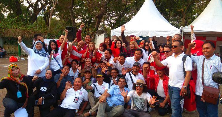 FWJ Akan  Gelar Gebyar Kemerdekaan HUT RI Ke 74  Bersama Artis Ibukota di IRTI Monas.