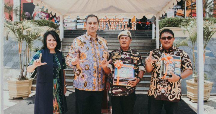 Big Bad Wolf Memperingati Hari Sumpah Pemuda Gelar Bazar Buku di Kalimantan Timur