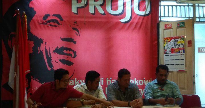 Kecewa Prabowo Jadi Menteri,  Projo Mundur Dari Politik