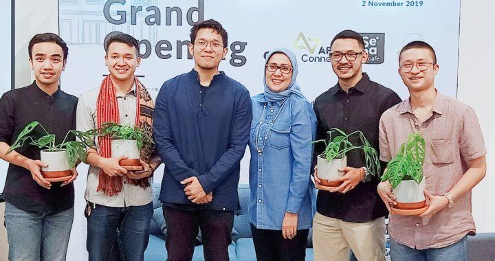 Grand Opening Sena Cafe Menyajikan Konsep Inovatif Baru