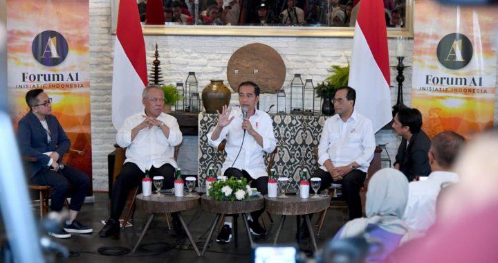 """Forum A1""""Membangun Infrastruktur, Membangun Peradaban Indonesia Maju"""