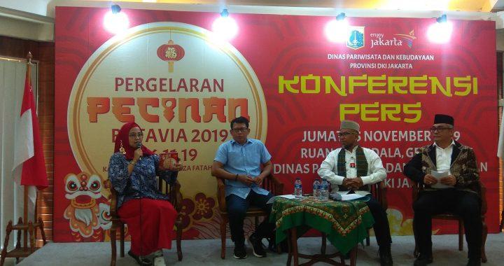 Merayakan Budaya Tionghoa Melalui Pergelaran Pacinan Batavia 2019