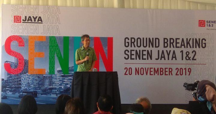PT.Pembangunan Jaya Menyiapkan Dana  900 Miliar Rupiah Untuk Membangun Kembali Blok 1 dan 2 Pasar Senen