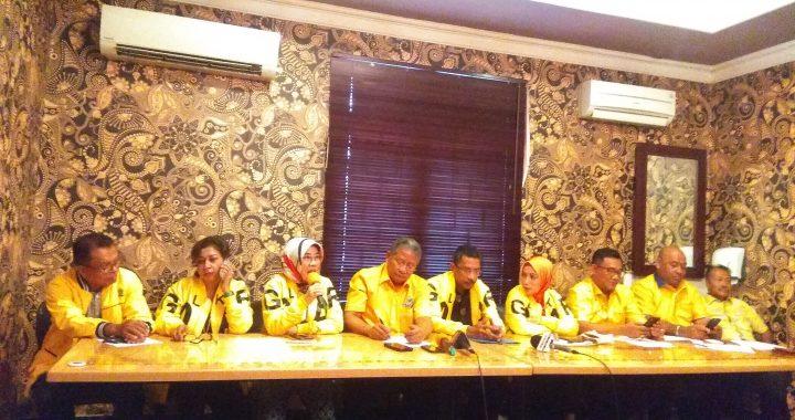 Rapat Pleno Persiapan Munas Golkar Penuh Dengan Intrik