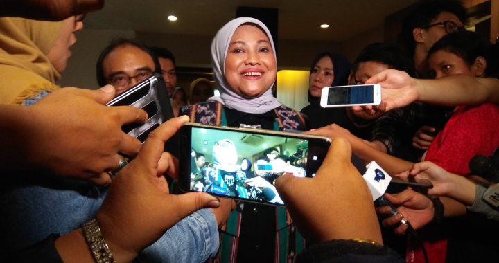 Menaker Ida Fauziyah  Hadiri Sosialisasi Literasi Keuangan Pekerja Migran Indonesia (PMI)