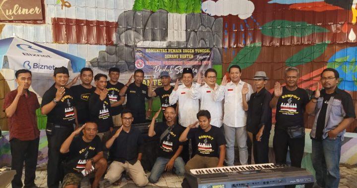 KOMPORT Bersama GPP Gelar Aksi Kemanusiaan bagi Korban Banjir Lebak-Banten di Serang