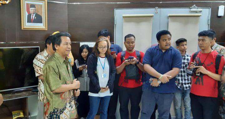 DPP Gerakan Pembumian Pancasila (GPP) Mendukung Gerakan PEACE TRAIN  ICRP ke 10, Sebagai Salah Satu Wujud Pembumian Pancasila.
