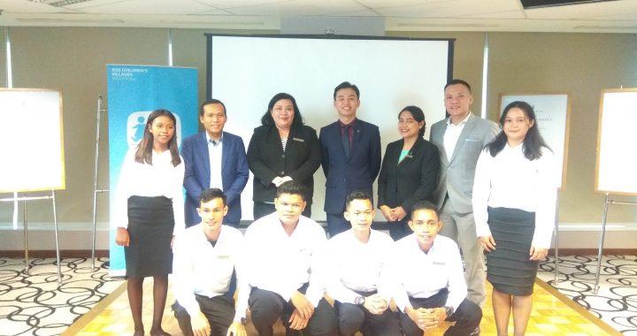 SOS Children's Villages Indonesia Gandeng Marriott Hotel Group Dalam Program Youth Internship 2020
