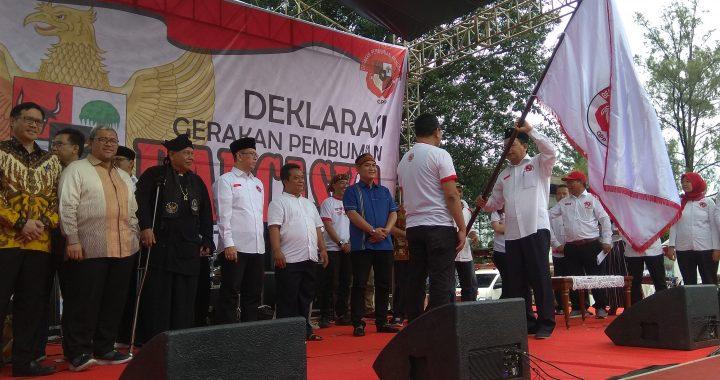 Anton Manurung Lantik Pengurus Gerakan Pembumian Pancasila (GPP) Jawa Barat