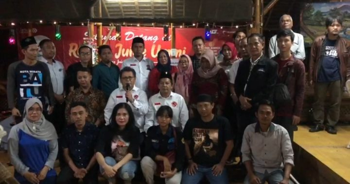 DPD GPP Provinsi Banten Gelar Rapat  Persiapan Pembentukan DPC