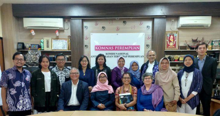 Komnas Perempuan : Tunda Pembahasan RUU yang Mengabaikan Perlindungan Kelompok Rentan Selama Darurat Kesehatan COVID-19.