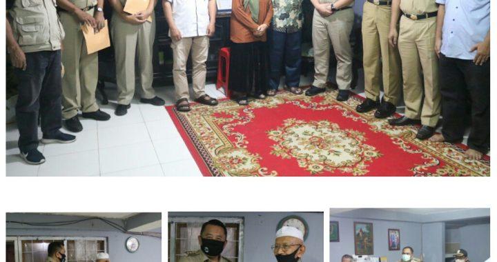 Walikota Jakarta Utara Kunjungi  Tomas Kebon Bawang