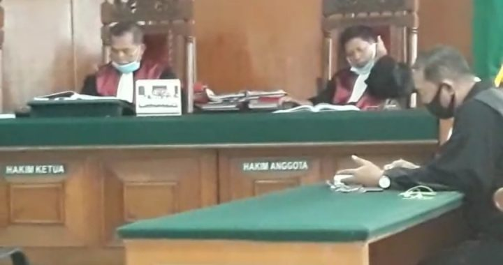 Fahrul : Sidang Keterangan Saksi Berbeda dengan BAP Polisi