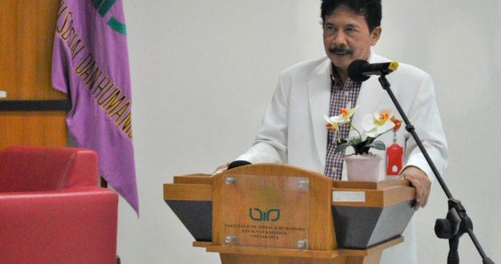 Kepala BPIP Prof. Drs. K.H. Yudian Wahyudi, M.A., Ph.D.: Pentingnya Pancasila dan Bela Negara