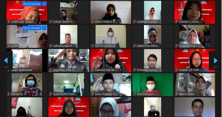 BPIP Gandeng UKM GW UI dan AGPAII Gelar Peringatan Sumpah Pemuda