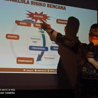 BNPB Gandeng FWJ Gelar Bimtek  Pendampingan Wartawan Dalam Peliputan dan Pemberitaan Covid 19