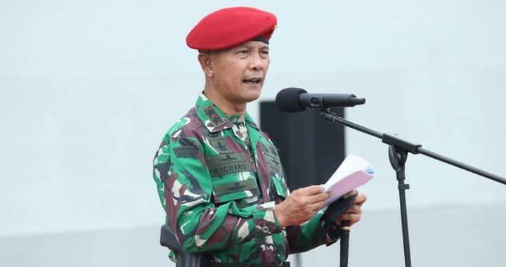 Dankoopssus: TNI Siap Mencegah Aksi Terorisme yang Mengancam Kehidupan Masyarakat