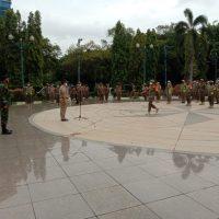 Wali Kota Jakarta Utara  Pimpin Apel Persiapan Pengamanan Jelang Pergantian Tahun
