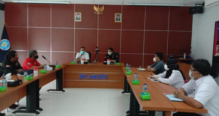 GNRI dan BNN DKI Jakarta Siap Kolaborasi Berantas Narkoba