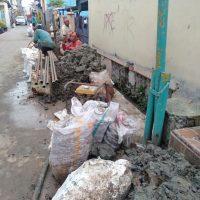 Pekerjaan Penambahan Tekanan Air oleh Aetra, Meresahkan Warga Beting
