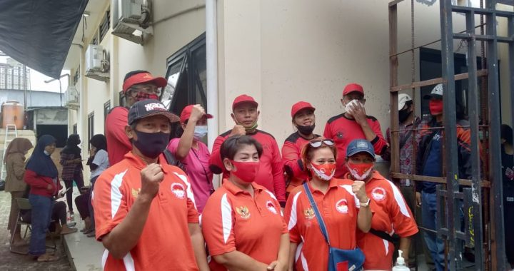 BARABAJA Peduli Korban Kebakaran  Kebon Kosong Kemayoran Jakarta Pusat