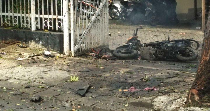 GPP Kutuk Aksi Bom Bunuh Diri di Depan Gereja Katedral Makasar