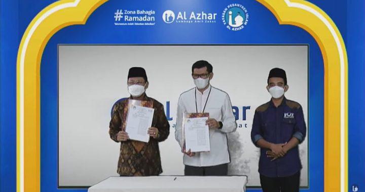 LAZ Al Azhar kembali menyelenggarakan event National Zakat Day