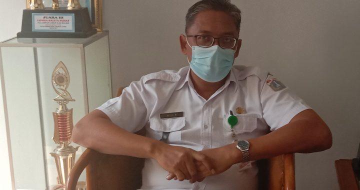 TPS Jalan Bugis Kebon Bawang Tanjung Priuk Jakarta Utara di Rubah Jadi Taman